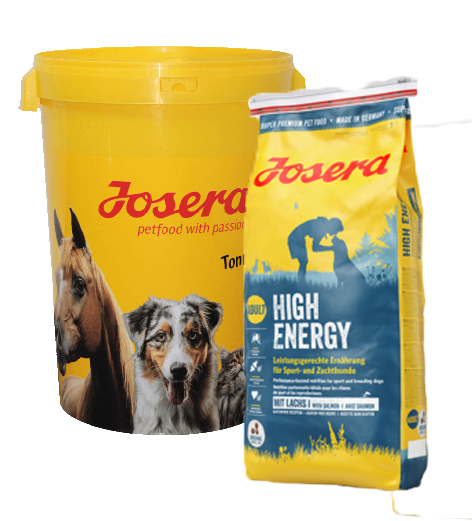 josera high energy 30 21 hundefutter. Black Bedroom Furniture Sets. Home Design Ideas