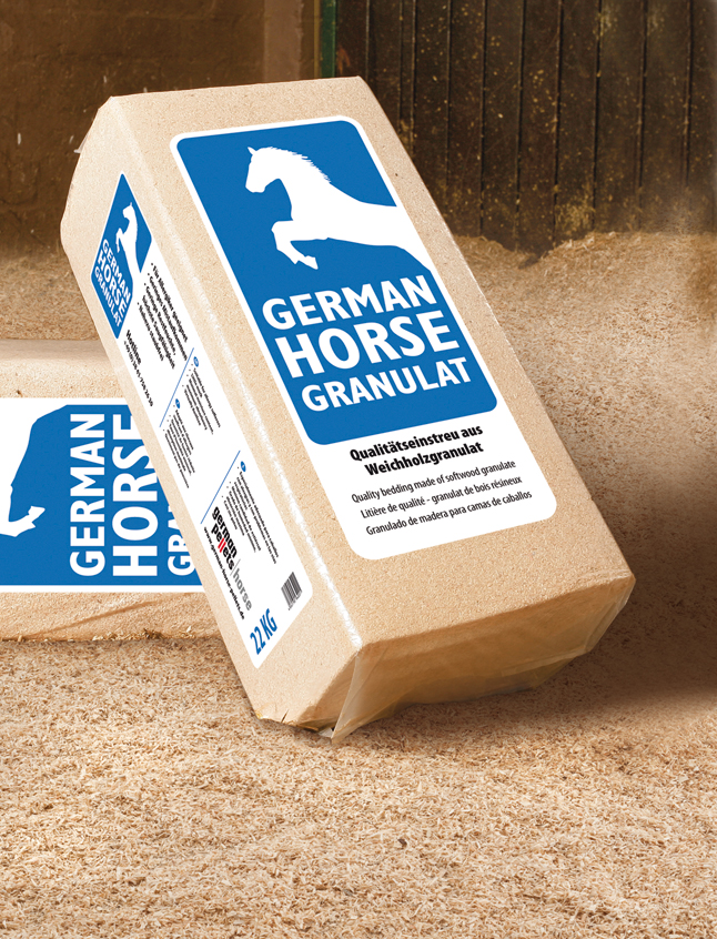 German Horse Granulat